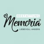 Logo Bestattung Memoria
